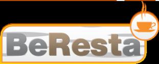 Логотип компании BeResta